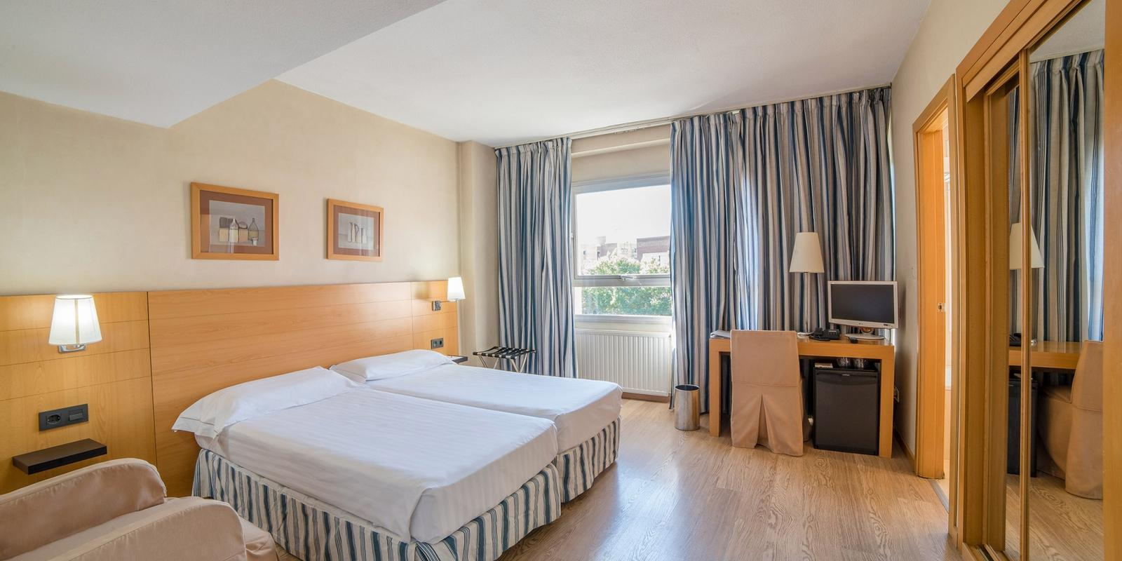 Hotel Infanta Mercedes | Madrid | DOUBLE ROOM