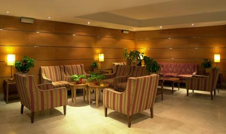 Hotel Infanta Mercedes | Madrid | Reception, lobby